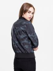 Urban /// Ladies Light Bomber Jacket Camo