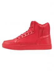 Urban ///  Zipper High Top Shoe