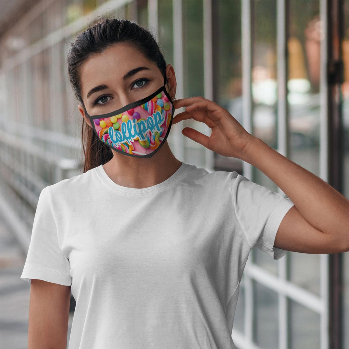 IKARUZ | FACEMASK | LOLLIPOP