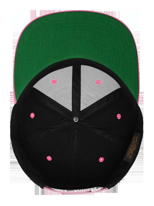 GW /// Logo Snapback /// schwarz